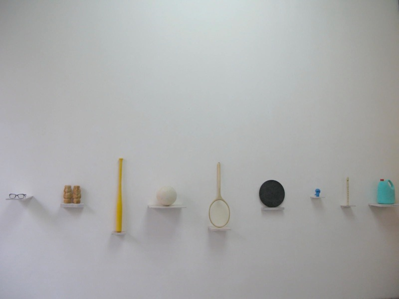 Installation view : 青田 真也
