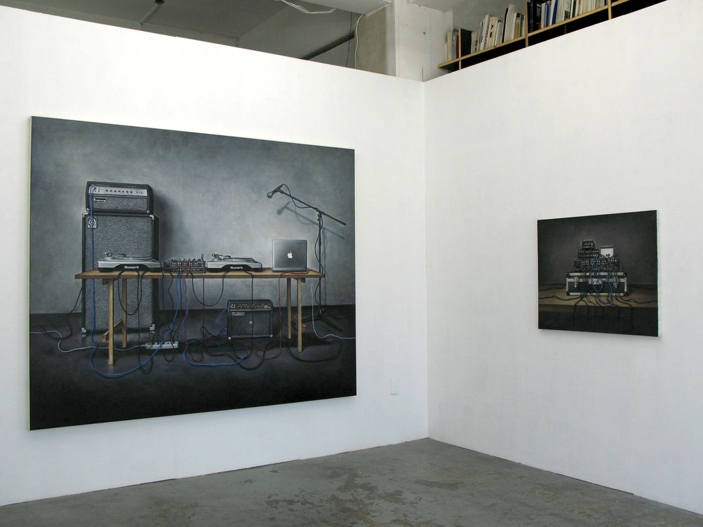 Installation view, 佐々木 健 : Still Live