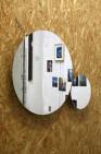 Round Mirror(60cm, 30cm)