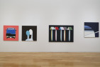 "Installation view ""the way of PAITING"""