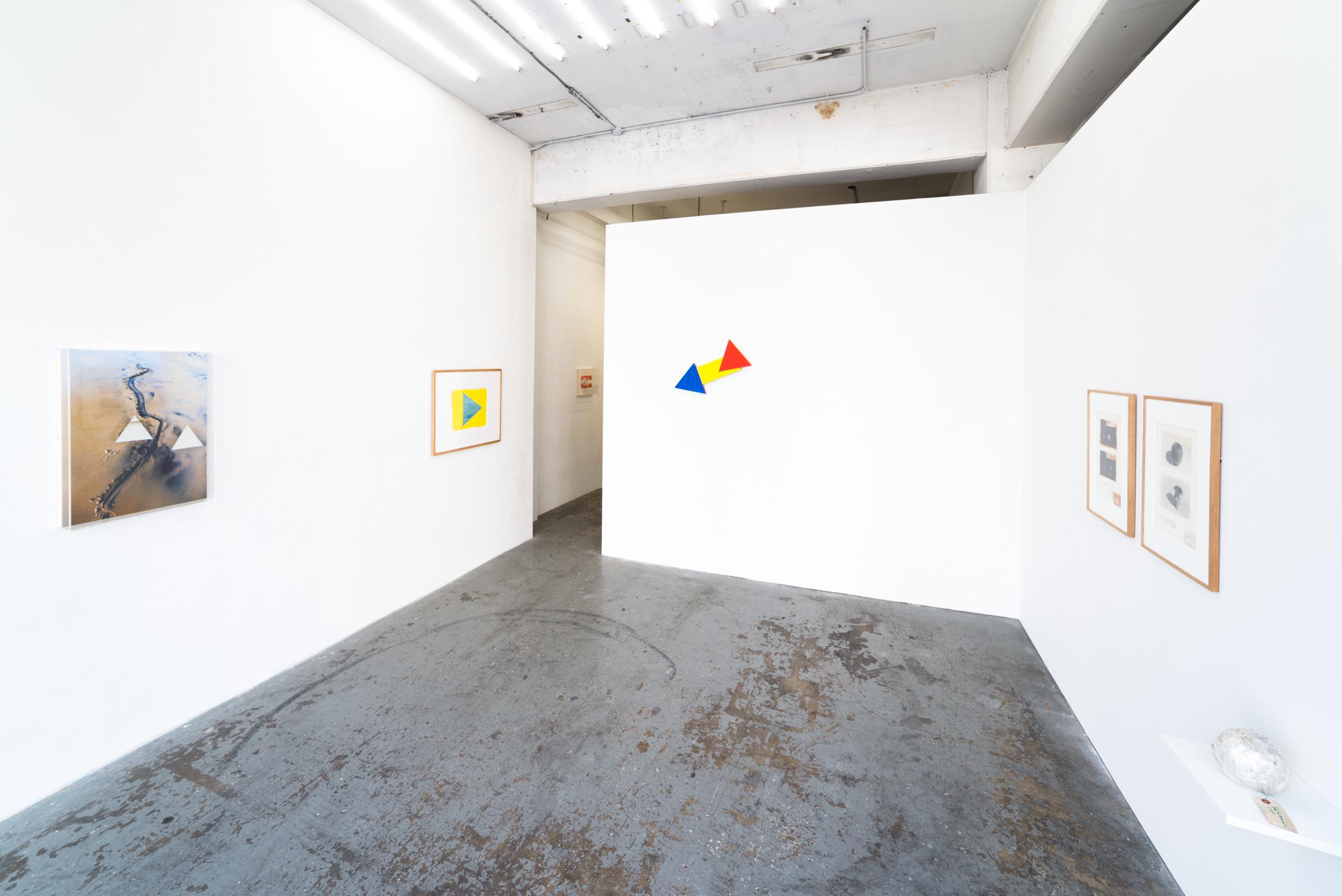 Installation view : Shuzo Azuchi Gulliver