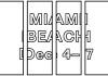 NADA Miami Beach 2014:アートフェア参加のご案内