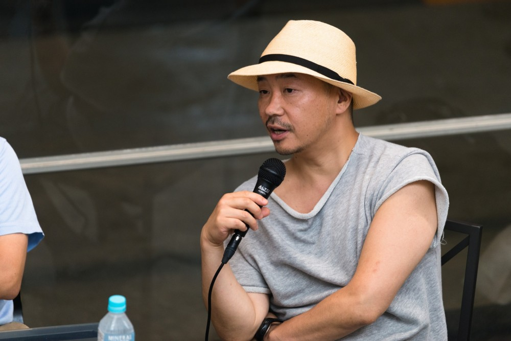 Mitsutoshi HANAGA @A|M_talk_S_07
