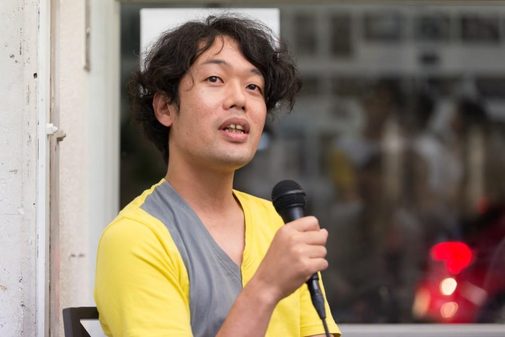 Mitsutoshi HANAGA @A|M_talk_S_09