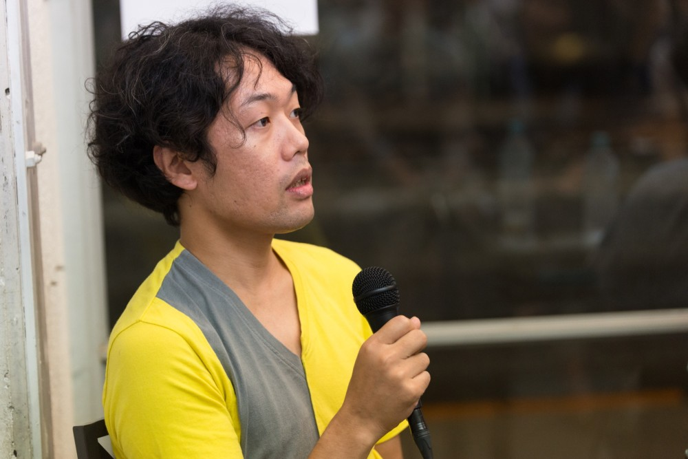 Mitsutoshi HANAGA @A|M_talk_S_10