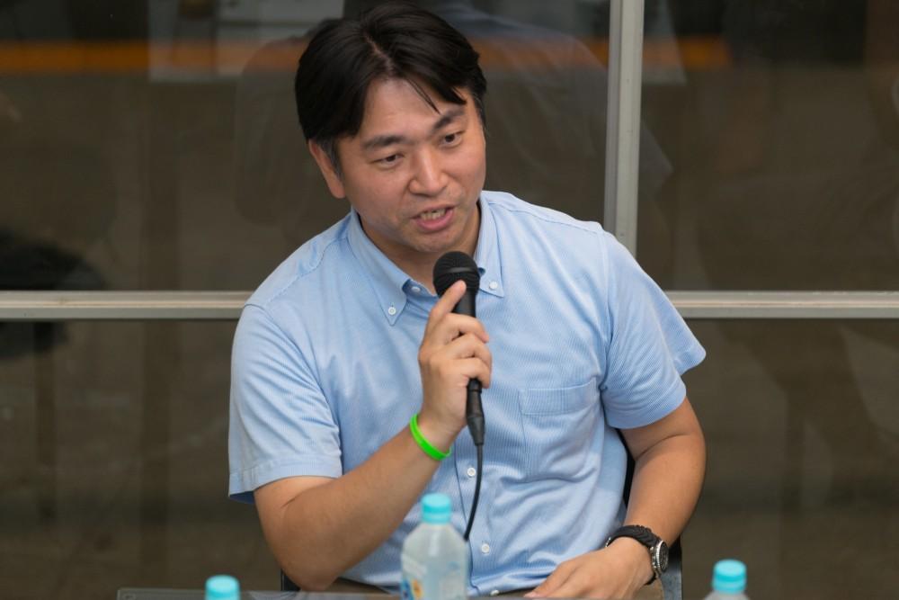 Mitsutoshi HANAGA @A|M_talk_S_11