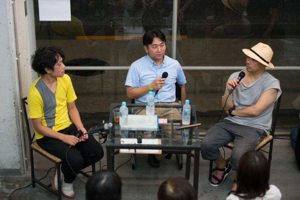 Mitsutoshi HANAGA @A|M_talk_S_14