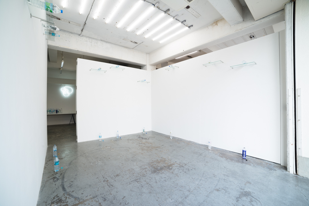 Installation view 森田 浩彰:From Something to Something else