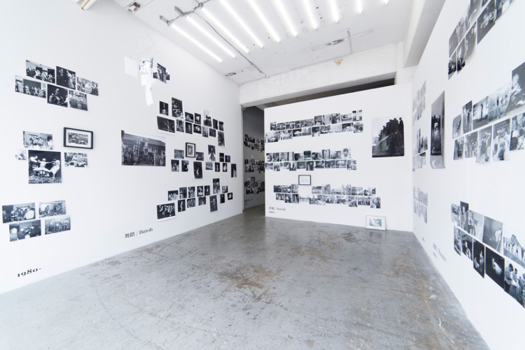 Mitsutoshi Hanaga Archives Project @ Aoyamameguro_02_s