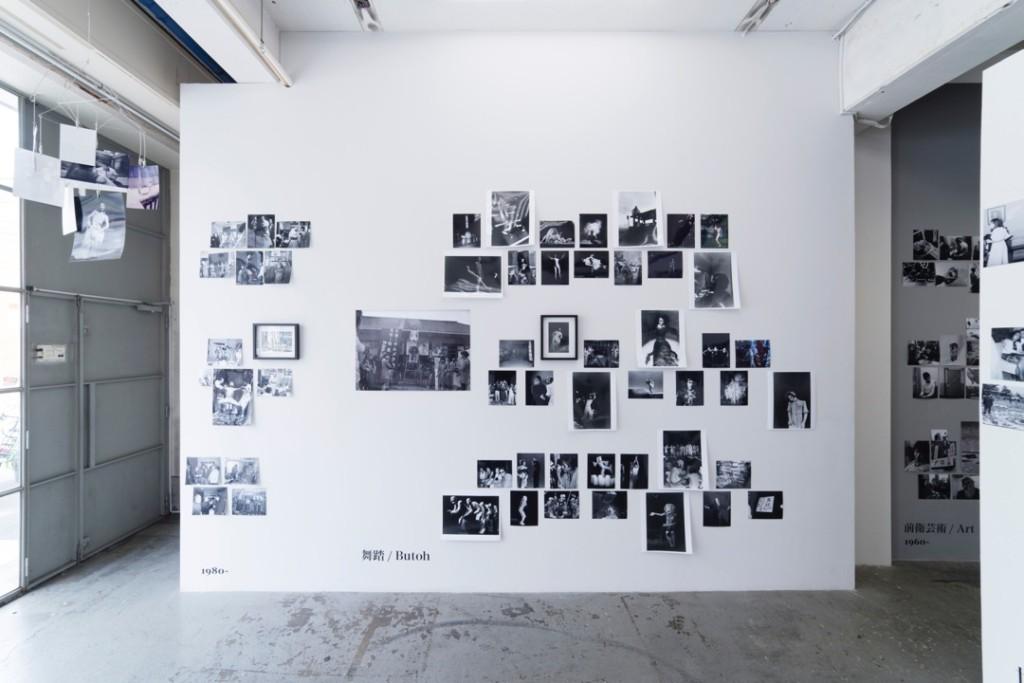 Mitsutoshi Hanaga Archives Project @ Aoyamameguro_05_s