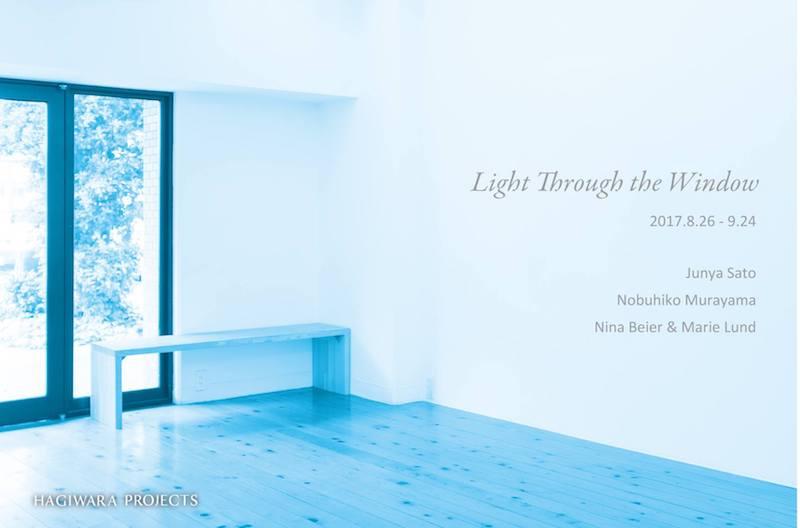 佐藤 純也  参加:Light Through the Window(HAGIWARA PROJECTS、初台)