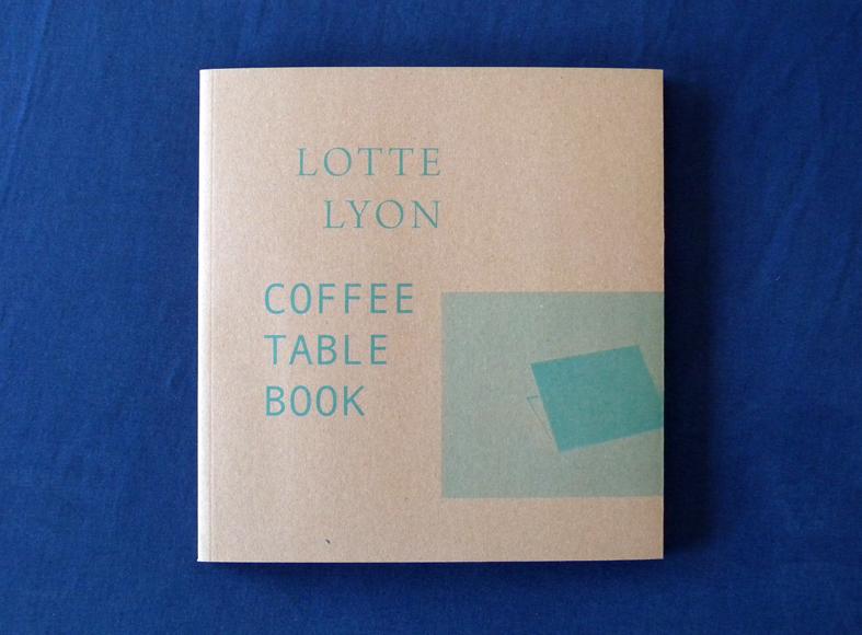 ロッテ・ライオン『COFFEE TABLE BOOK』