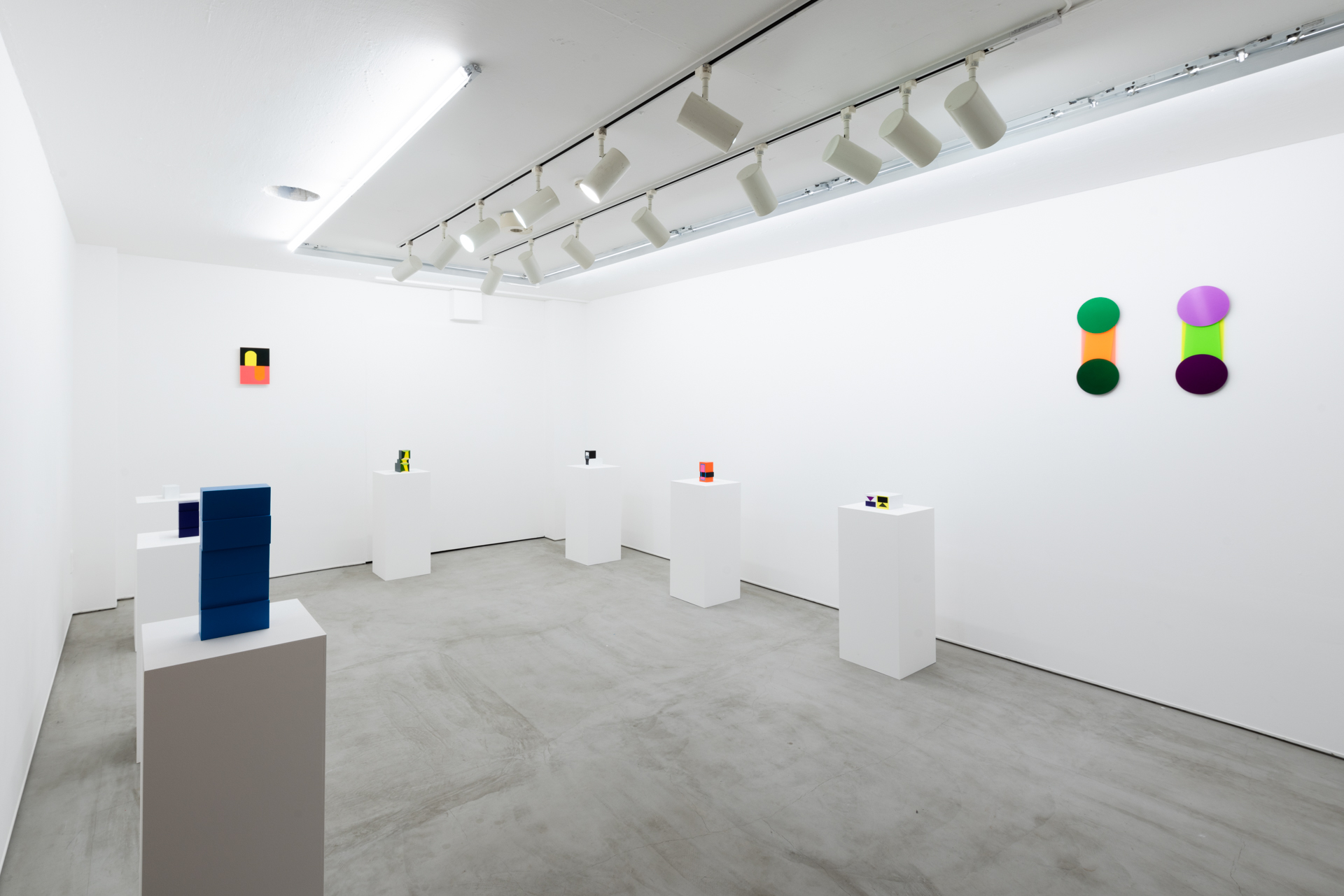 Installation view, Teppei Soutome: our time (NADiff a/p/a/r/t)