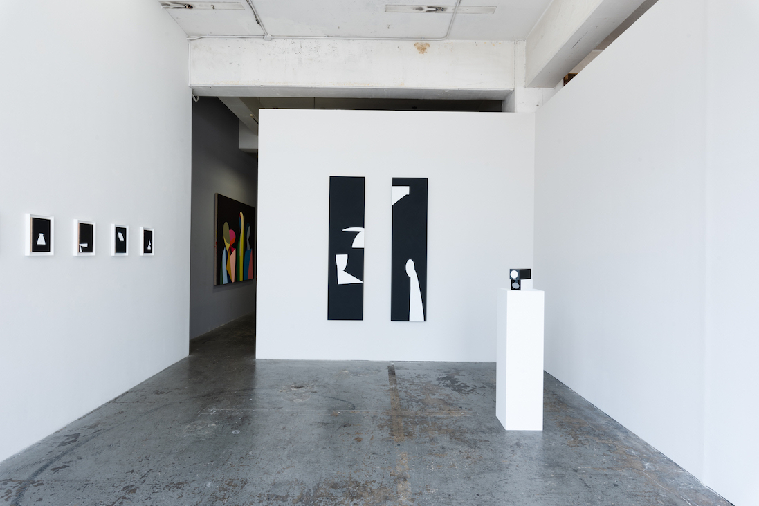 Installation view, 五月女 哲平:our time 私たちの時間(青山目黒)